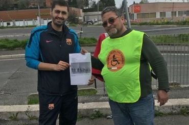 Petizione contro le barriere architettoniche: arrivate oltre 27.000 firme