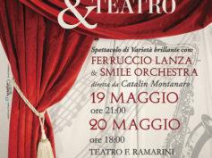 """Monterotondo. Al Teatro Ramarini rinasce il varietà con """"Pane, Musica & Teatro"""""""