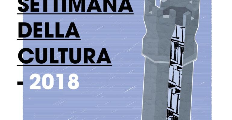 Ciampino. Settimana della Cultura da lunedì 14 a domenica 20 maggio 2018