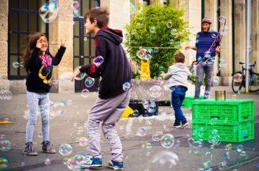 Fonte Nuova. Seconda edizione del Buskers Festival: tutta la magia degli artisti di strada nel centro cittadino