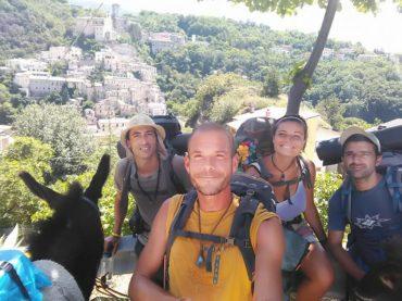 """La città di Monterotondo accoglie i ragazzi della """"Marcha por la Paz"""""""