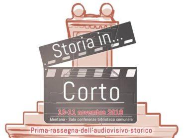 """Mentana. """"Storia in… Corto"""", prima rassegna cinematografica dell'audiovisivo storico"""
