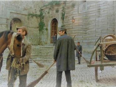 Mentana, un perfetto set cinematografico sin dagli anni '50. Panoramica dei film girati nella città garibaldina