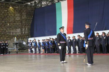 Guidonia. Cerimonia di passaggio di consegne al Comando del 60° Stormo