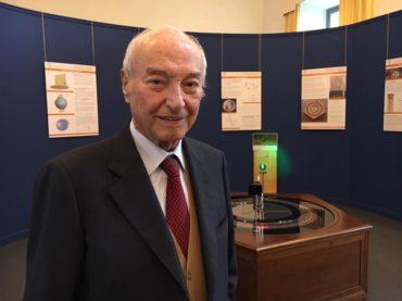 Frascati. Piero Angela insignito dell'Alta Onorificenza del Civis Tusculanus