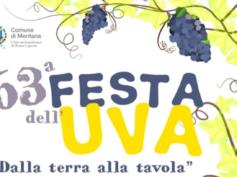 Mentana. 63° Festa dell'Uva: programma