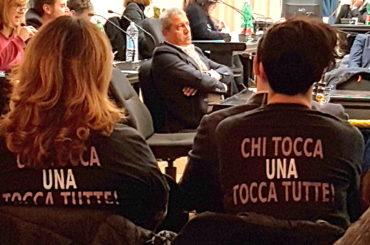 Panchina Rossa contro il femminicidio. A Monterotondo consiglio comunale straordinario