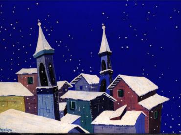 """Natale: ricordi di un monterotondese. Il """"paso"""", il ciocco di Natale e i suoi prodigi"""