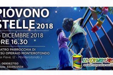 """Monterotondo. Torna """"Piovono stelle"""", manifestazione di solidarietà, il 15 Dicembre"""