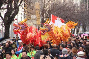 Gallery. Capodanno Cinese: la Festa di Primavera che ha conquistato la Capitale
