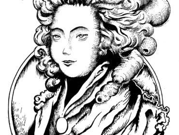 """Il fantasma dell'anima straziata della """"bella Lorenza"""", moglie del Conte di Cagliostro"""
