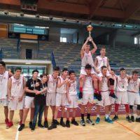 Fonte Nuova. Festa di fine anno per la Sab-Amatori Basket