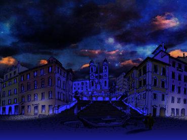 I fantasmi di Shelley e Keats