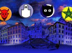 """SLEF Map, la """"Fantasmappa"""" di """"Storie, leggende e fantasmi di Roma"""""""