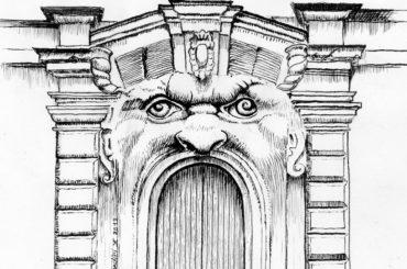 """La Barcaccia di piazza di Spagna e Palazzo Zuccari, la """"casa dei mostri"""""""