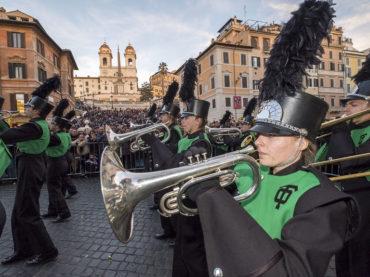 Rome Parade 2020: a Roma la celebre Parata musicale di Capodanno