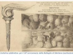 L'Ossario di Mentana: nel 1882 un custode infedele vendeva le ossa dei garibaldini