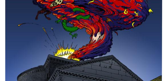 La spada di Orlando e i diavoli del Pantheon