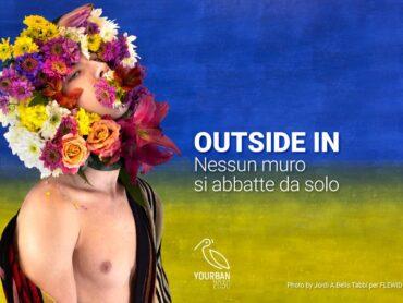 YOURBAN2030: parte da Roma la raccolta fondi per il primo murales green d'Europa omaggio al movimento LGBQT+