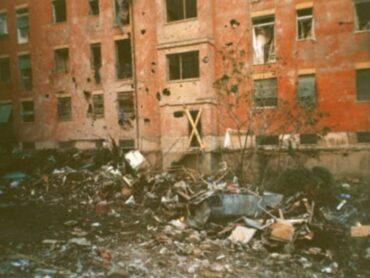27 Novembre 2001: l'esplosione di via Ventotene. Cronaca dall'inferno di Montesacro
